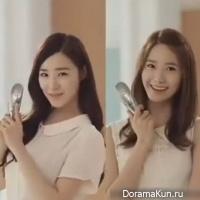 ТхэЁн, ЮнА и Тиффани появились в рекламе LG 3D SmartTV