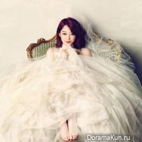 'CeCi' выпустили видео со съемок фотосессий Солли из f(x) и Пак Син Хе
