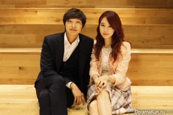 Ю Ин На и Чжи Хён У