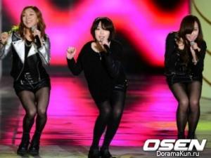 Корейская Популярная Культура и Искусство 2012