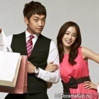 Ким Тхэ Хи впервые упомянула своего парня, Рейна