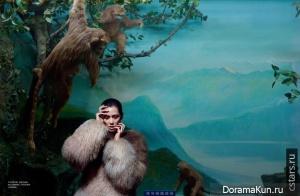 Tao Okamoto для Numéro China December 2010