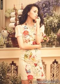 Ngo Thanh для Harper's Bazaar 2012