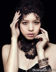 Vivian Hsu для Vogue Taiwan May 2012