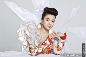 Chen Si для Nice Photogallery 2012