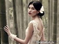 Li Dan для Cosmopolitan Wedding 2012
