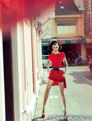Abigale Ge для Numero China January 2013