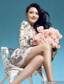 Barbie Hsu для Harper's Bazaar China June 2011