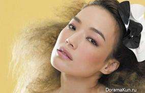 Shu Qi для Vogue Taiwan June 2012