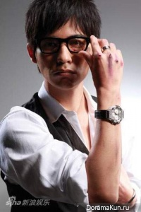 Vic Zhou для GQ Taiwan November 2009