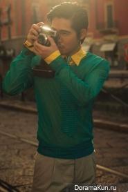 Vic Zhou для GQ Taiwan January 2013