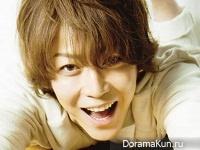 Kamenashi Kazuya (KAT-TUN) для CanCam July 2013