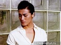 Akanishi Jin для Voge Girl Japan 2012