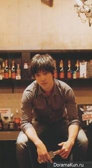 Daito Shunsuke для Jelly Magazine 2010