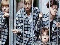 EXO для Die Jungs Photobook