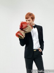 G-Dragon для Gmarket December 2010