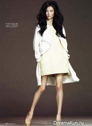 Jay Shin для Elle Vietnam февраль 2012