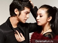 Kim Bum и Ariel Lin для Eichitoo