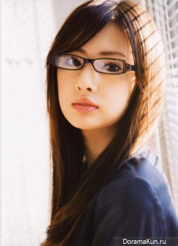 Keiko Kitagawa для The Megane Look