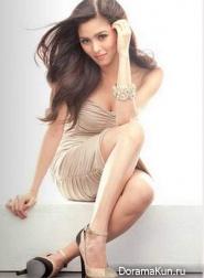 Kim Chiu для Cosmopolitan Philippines June 2012