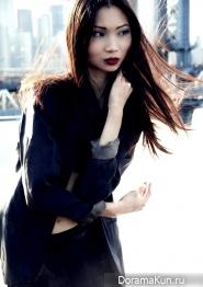 Li Ming для Le Mile Magazine