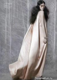 Sui He для Vogue China декабрь 2011