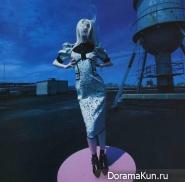 Sui He для Vogue China октябрь 2011