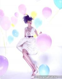 Xiao Wen Ju для Marie Claire China December 2012