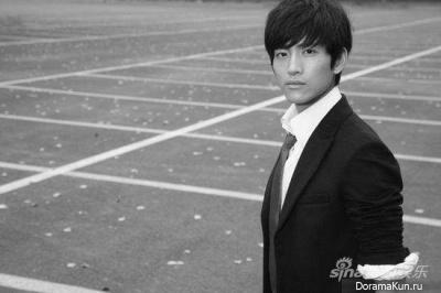 Zhang Jun Ning для Photoshoot
