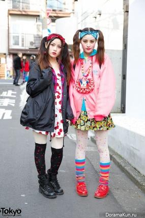 Мизухо и Юрико
