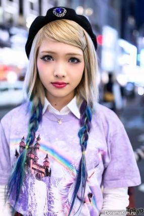 Ezaki-Nanaho-Model-Harajuku
