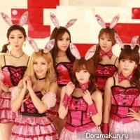 T-ara выпустили танцевальную версию клипа для Bunny Style