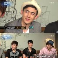 НикКун из 2PM считает, что он самый привлекательный идол?