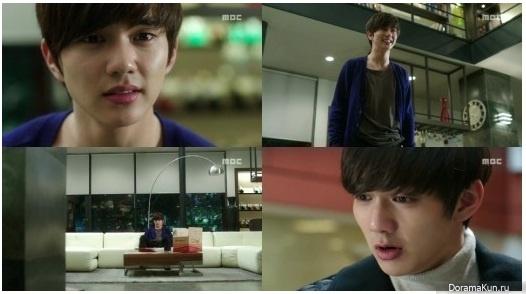 Ю Сын Хо показал отличную актерскую игру в сериале