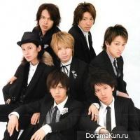 Kanjani8 выпустили короткую версию видеоклипа Namida no Kotae