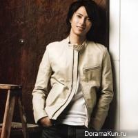 Томохиса Ямашита сыграет ведущую роль в новом сериале