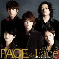 KAT-TUN выпустили видеоклип FACE To Face