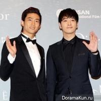 ТхэкЁн и Чхансон из 2PM стали следующими гостями шоу 'Бегущий человек'