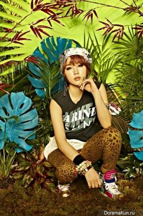 4minute_Jiyoon