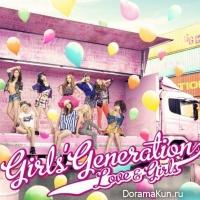 Girls' Generation представили музыкальное видео для LOVE&GIRLS