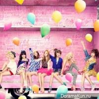 Girls' Generation представили танцевальную версию клипа Love & Girls