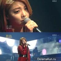 Эйли покорила аудиторию Бессмертной Песни 2″ кавером Heeya