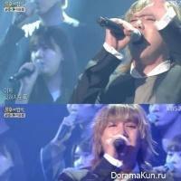 ХонКи из F.T. Island зачаровал своей интерпретацией песни Ли Сын Чхоля в 'Бессмертной песне 2′