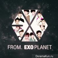 EXO возвращаются с 'XOXO'!