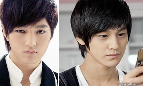 L из Infinite и Ким Бом