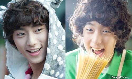 Гон Чан из B1A4 и Хён У