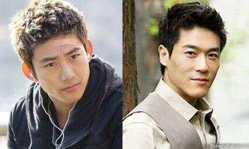 Тэкён из 2PM и Чхве Чхоль Хо