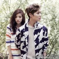 Lee Taemin & Naeun
