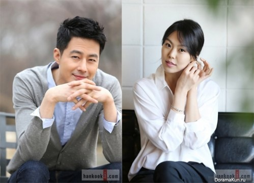 Jo In Sung & Kim Min Hee