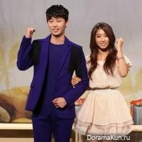 Park Seo Joon-Bora